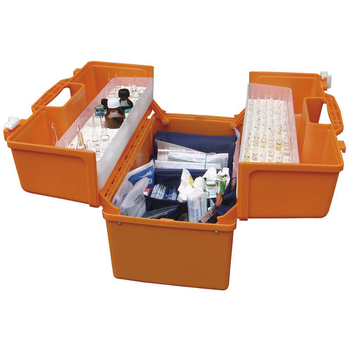 transport emergency case / plastic