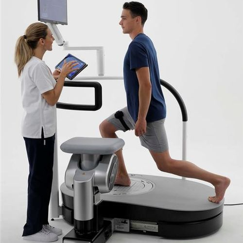 physical strength analysis system - Movendo Technology