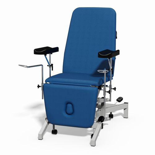 universal surgical table / electric / height-adjustable / on casters
