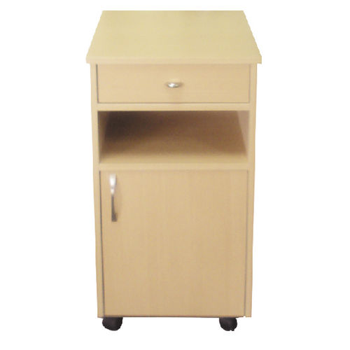 bedside table with wardrobe / with drawers
