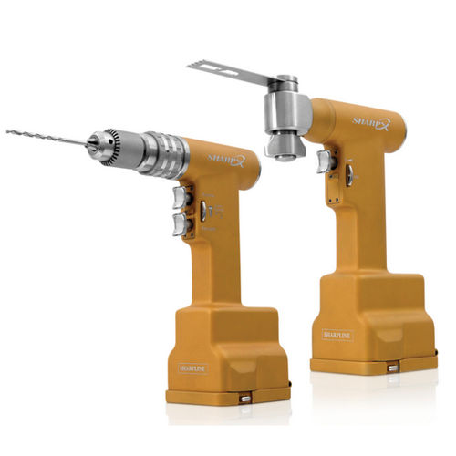 drill surgical power tool / saw / battery-powered / orthopedic surgery