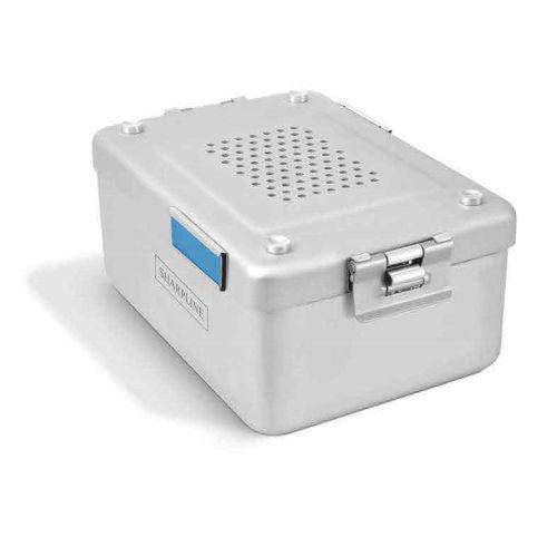 dental instrument sterilization container
