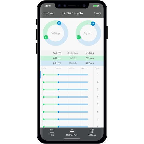 iOS sharing application / recording / vital sign telemonitoring / for telemedicine
