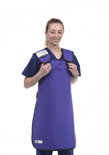 X-ray protective apron / front protection / rear protection