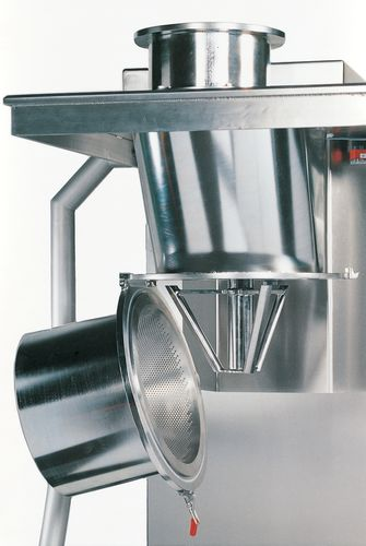 cone mill / batch / for the pharmaceutical industry / continuous