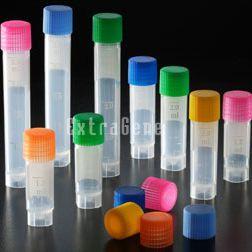 laboratory sample tube / microcentrifuge / flat-bottom / polypropylene