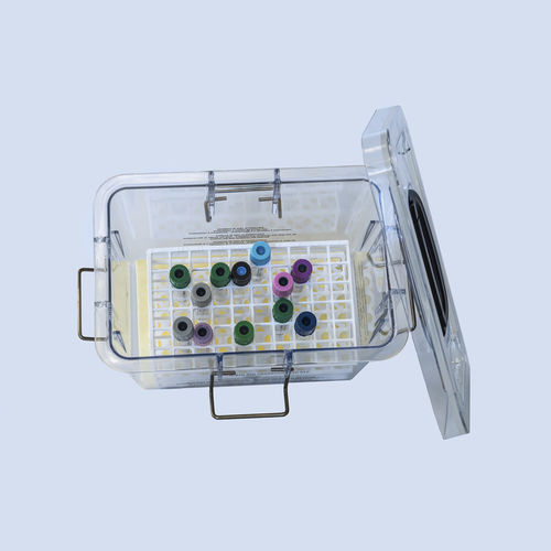 biological sample container