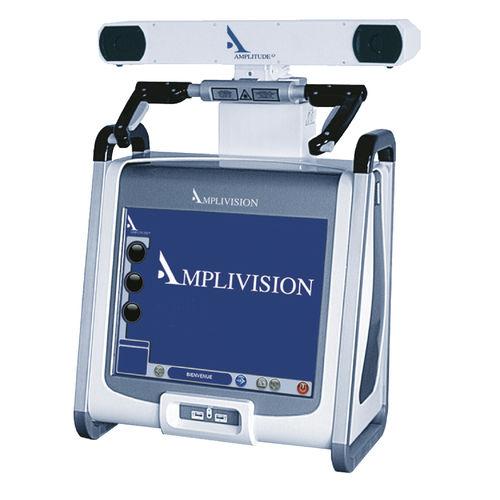 knee prosthesis positioning surgical navigation system