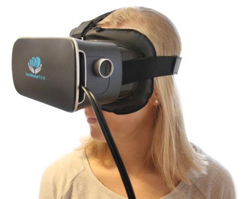 videonystagmoscope
