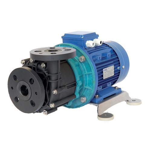 liquid pump / magnetic-drive / compact