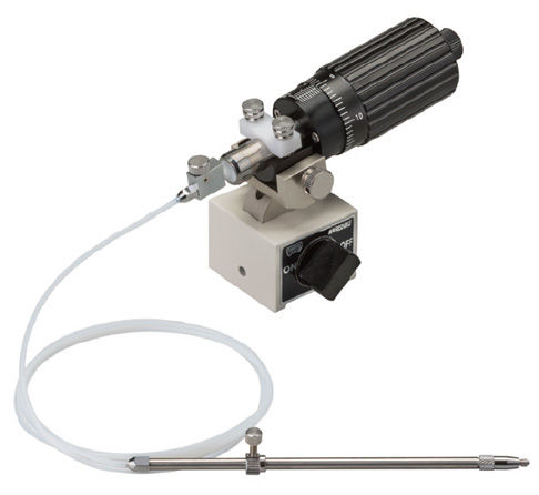 pneumatic micro-injector