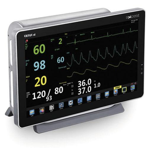 ECG patient monitor / RESP / TEMP / EtCO2