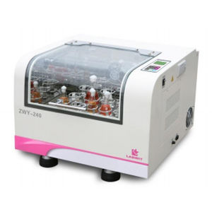 forced convection laboratory incubator / for cell cultures / benchtop / shaking