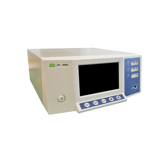 cutting electrosurgical unit / coagulation / universal / high-frequency