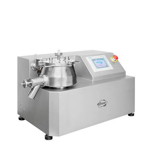 granulator for the pharmaceutical industry / wet / dry