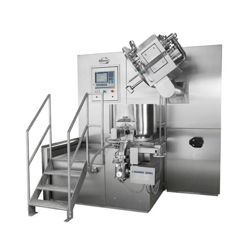 granulator for the pharmaceutical industry / for production / dryer
