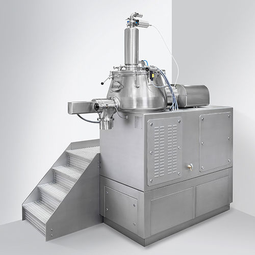 mixer for the pharmaceutical industry / floor-standing / for powders / for granulates