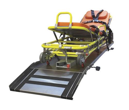 stretcher lifting platform