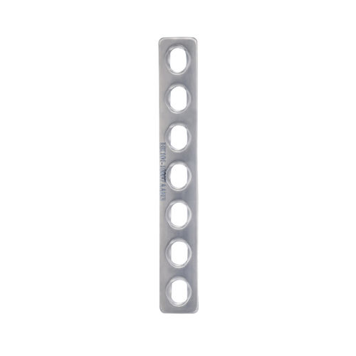 large bone fragment compression plate