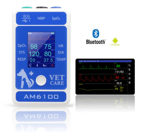 veterinary patient monitor - Shanghai Berry Electronic Tech
