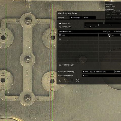 quality control software / verification / for digital microscopes