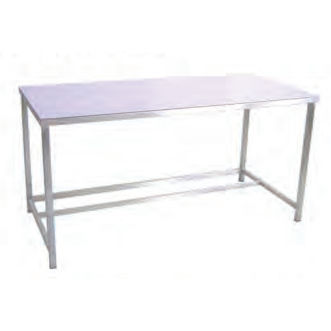 medical instrument packing table