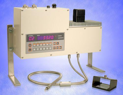 NIR spectrometer / fiber optic / tungsten