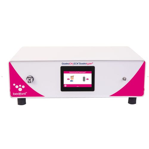 hydrogen analyzer / CH4 / exhaled / for medical devices