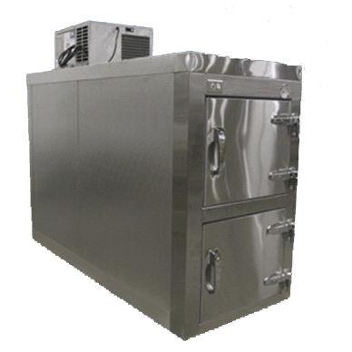 casket mortuary cabinet
