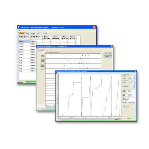animal research software / management / analysis / reporting