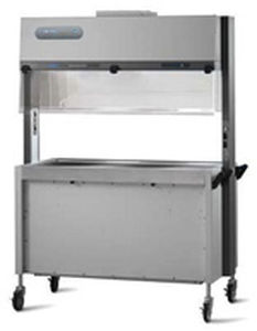 laboratory fume hood / cage changing / transfer / mobile