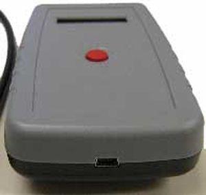 veterinary RFID reader / for animal research / USB / pocket