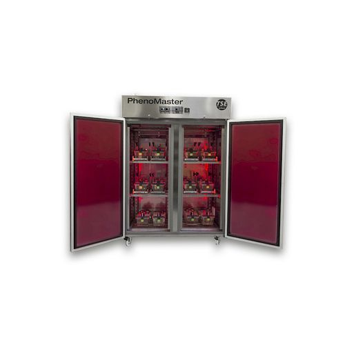 laboratory climate chamber / temperature / humidity / light