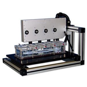 station de travail de microbiologie / automatic / benchtop