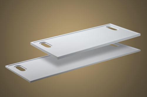technical ceramics worktop / with sink / for dental laboratories / modular