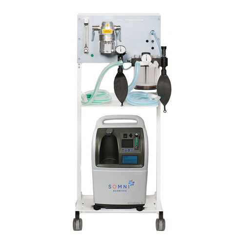 animal research anesthesia system