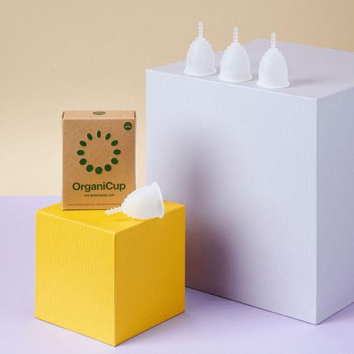 silicone menstrual cup