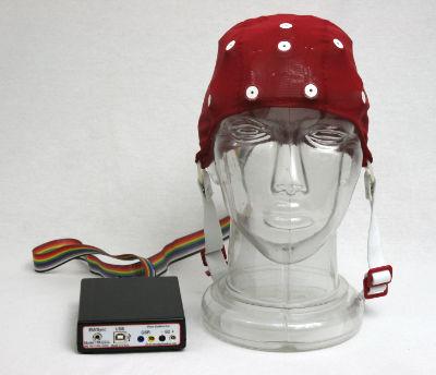 24-channel EEG system