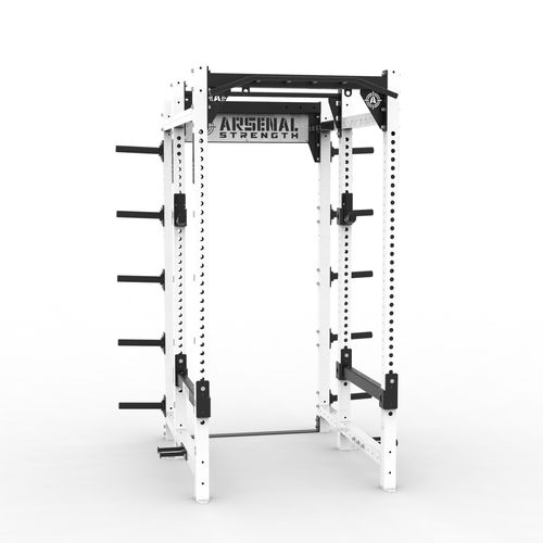 power rack with pull-up bar