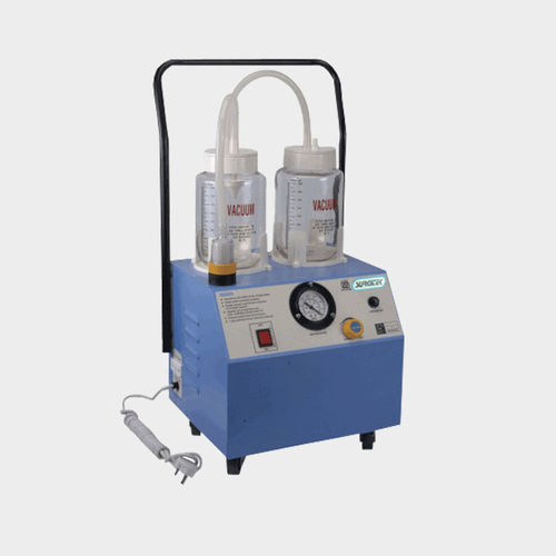 stand-alone suction system