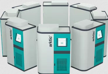sample management and storage system / for biobanks / automated