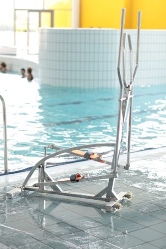 swimming pool cross trainer