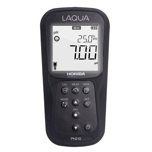 water analysis pH meter
