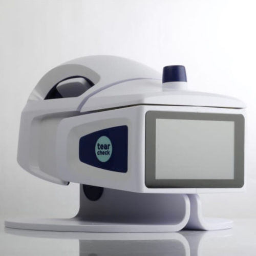videokeratography dry eye diagnosis system