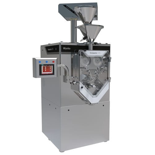compactor for the pharmaceutical industry