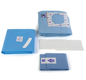 general surgery medical kit / gynecological surgery / patient