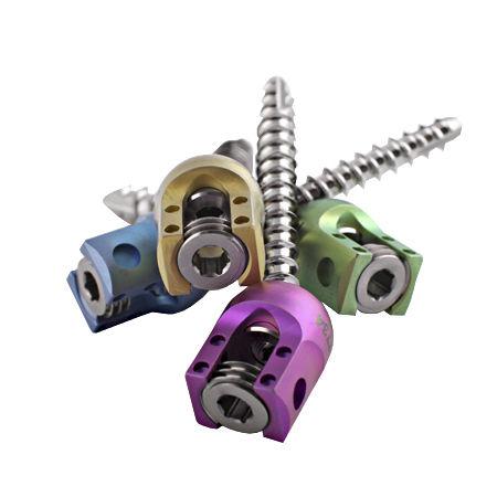 polyaxial pedicle screw
