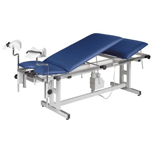 gynecology examination table / electric / height-adjustable / Trendelenburg