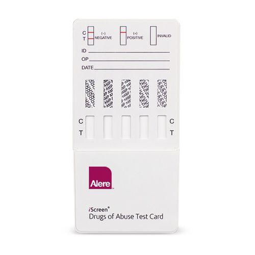 rapid drug detection test / multi-drug / urine