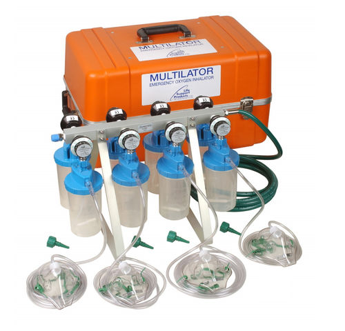 portable oxygen therapy system